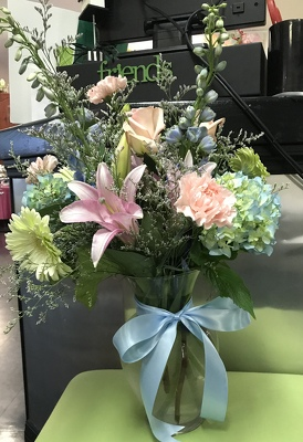 Pastel Floral Bouquets from Kelley's Florist in Lake Placid, FL