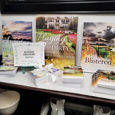SpecialBookSetTrilogy from Kelley's Florist in Lake Placid, FL