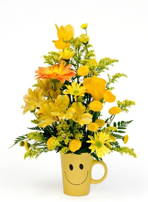 Happy Day! from Kelley's Florist in Lake Placid, FL