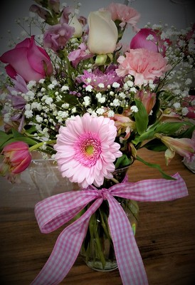 Pink Mix Bouquet from Kelley's Florist in Lake Placid, FL