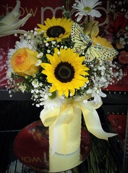 Sunny Fresh Bouquet from Kelley's Florist in Lake Placid, FL